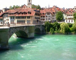 Save money on car hire at Bern
