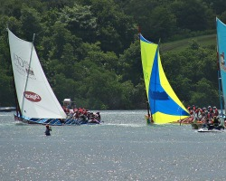 Gigs Around Martinique Race