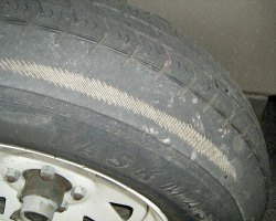 What if I damage my hire cars windows or tyres?