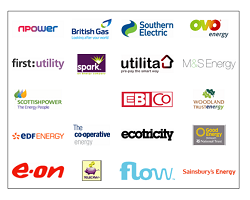 Compare gas and electricity suppliers