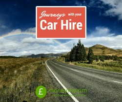 journey with you car hire logo