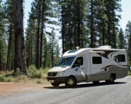 Short Term Motorhome Insurance