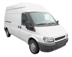 How old do I need to be to hire a van?